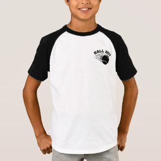 Menino de bola camiseta