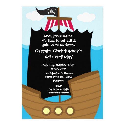 Menino do convite de aniversário dos companheiros