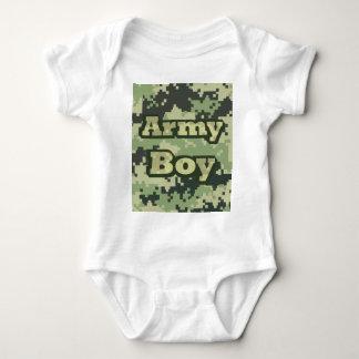 Menino do exército tshirt