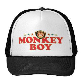 Menino Funky do macaco Bonés