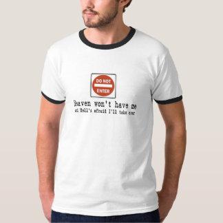 Menino mau t-shirt