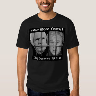 Meninos maus camiseta