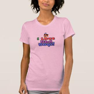 Meninos maus camisetas