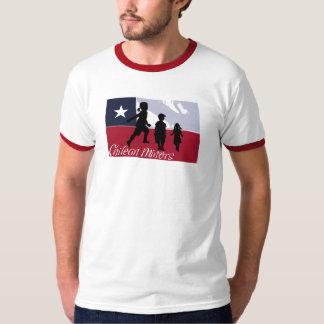 Menores chilenos camiseta