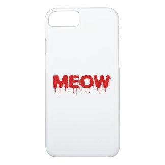 Meow Capa iPhone 8/ 7