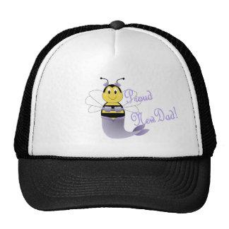 MerBee Bumble o chapéu da abelha Boné
