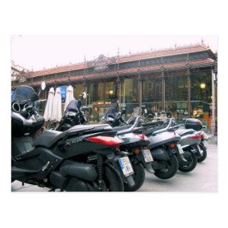 Mercado de San Miguel - Madrid, espanha Cartão Postal
