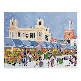 Mercado Surrey 2 de Kingston Cartão Postal