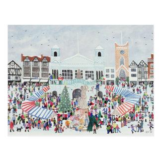 Mercado Surrey de Kingston Cartão Postal