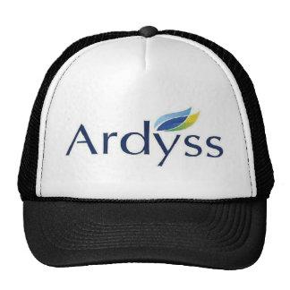 mercadoria do logotipo dos ardyss boné