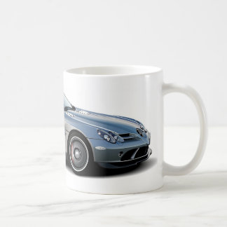 Mercedes SLR MacLaren Caneca De Café