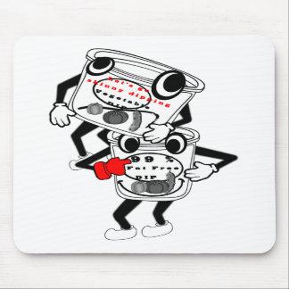 Mergulho magro mousepad