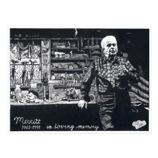 Merritt Cartão Postal