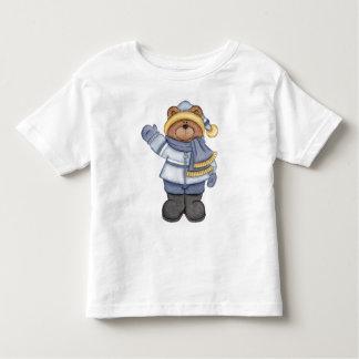 Merry Christmas of teddy - Camisetas