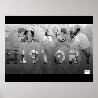 Mês preto da história pôster
