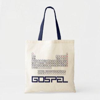 Mesa periódica evangelho bolsas