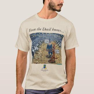 Mesmo o diabo sabe a camisa