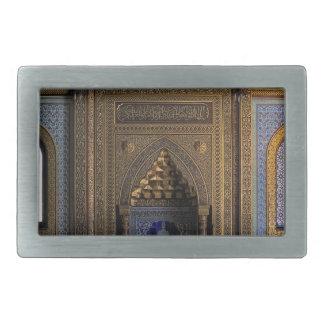 Mesquita o Cairo do palácio de Manial