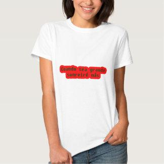 Mestre 12.02. de Frases T-shirt