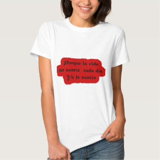 Mestre 12,10 de Frases Camiseta