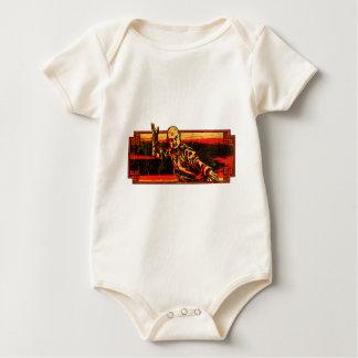 Mestre de Kung Fu Macacãozinhos Para Bebê