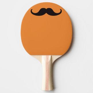Mestre do bigode do disfarce customizável raquete de ping pong