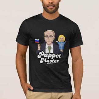 Mestre do fantoche de Hillary - Vladimir Putin - Camiseta
