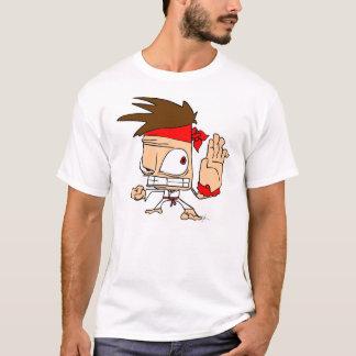 Mestre do karaté camiseta