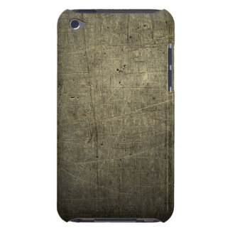 Metal preto de bronze - capa de ipod capa para iPod touch