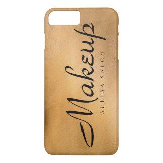 Metálico de cobre da composição capa iPhone 7 plus