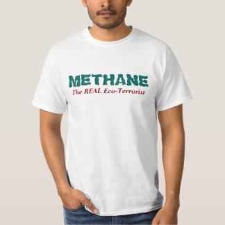 Metano - o t-shirt real do Eco-Terrorista