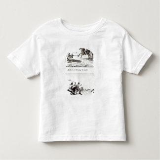 Métodos de jogar o laço e os Bolas Camiseta Infantil