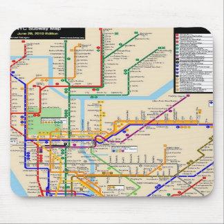 Metro Mousepad de Newyork