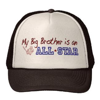 Meu big brother é All Star Boné