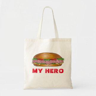 Meu bolsa do sub do Hoagie do moedor do sanduíche