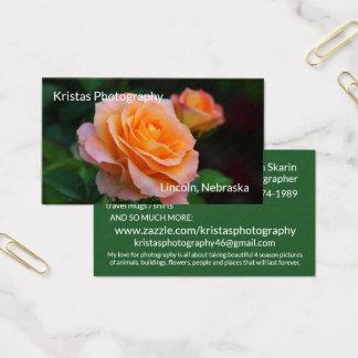 Meu cartão de visita #1