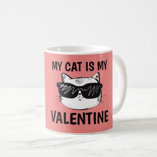 MEU CAT É MINHAS canecas de café dos NAMORADOS