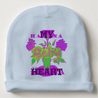 Meu chapéu da criança do reforço do coelho de gorro para bebê