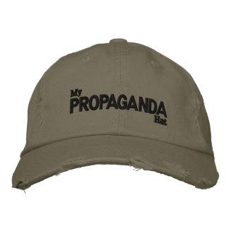 Meu chapéu da propaganda boné bordado