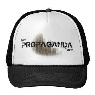Meu chapéu do camionista da propaganda bone