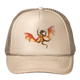 Meu chapéu do dragão do bebê boné