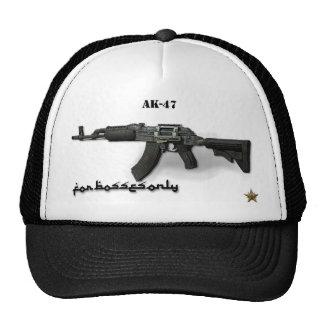 Meu chefe AK - 47 para sua cara Bonés