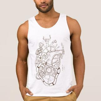 Meu coração é apenas uma camisa do cruzamento da