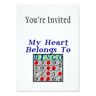 Meu coração pertence ao Bingo
