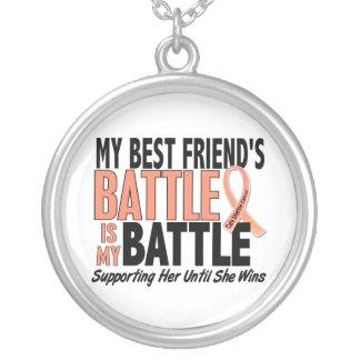 Meu da batalha cancer uterina do melhor amigo dema bijuterias personalizadas