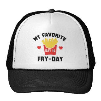 Meu dia favorito é Fritada-Dia Boné