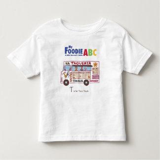 """Meu Foodie ABC: """"T"""" é para o caminhão do Taco T-shirt"""