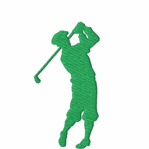 Meu golfe do esporte - polo grande do jogador de g
