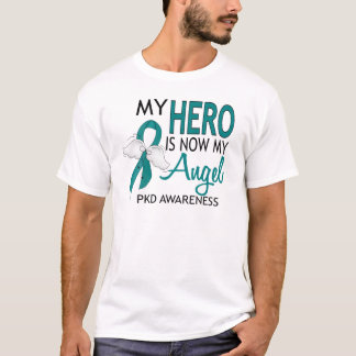Meu herói é meu anjo PKD Camiseta