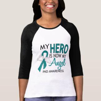 Meu herói é meu anjo PKD Tshirts